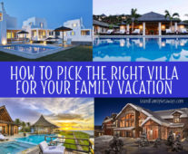 How to Pick the Right Villa for Your Family Vacation