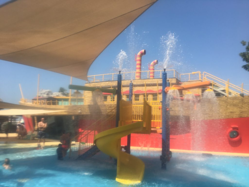 Kids Club Waterslide Jumeirah Beach Hotel Dubai