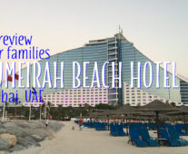 Jumeirah Beach Hotel: A Review for Families