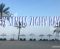 Six Senses Zighy Bay family review
