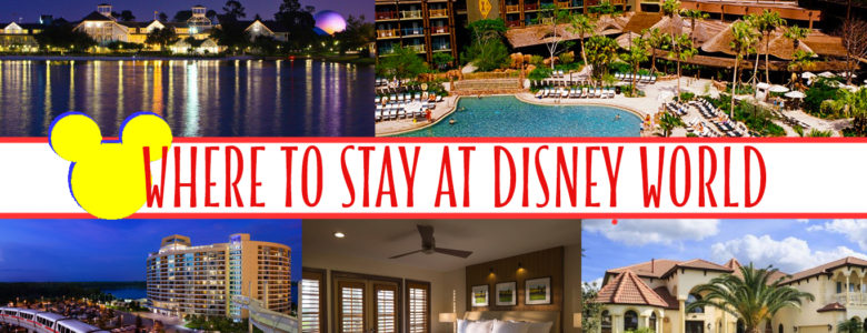 where to stay at DIsney World