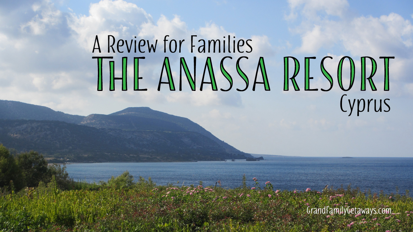 The Anassa Resort: a Review for Families