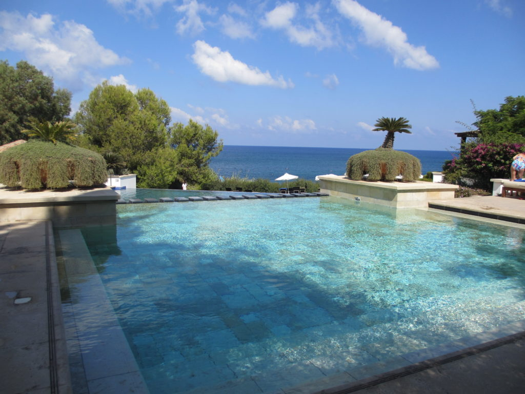 Anassa Cyprus main pool
