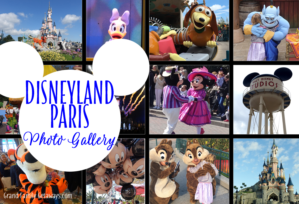 Disneyland Paris Grand Family Getaways