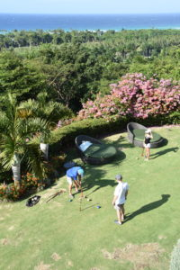 Croquet flower hill jamaica
