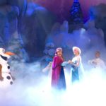 Frozen sing a long disneyland Paris Grand Family Getaways