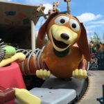 Slinky Dog Spin Walt Disney Studios Disneyland Paris Toy Story Land Grand Family Getawaays