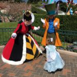 Queen of Hearts Mad Hatter Characters Grand Family Getaways