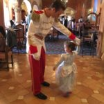 Prince Charming character meal