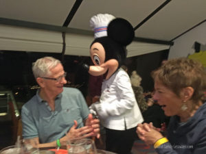 Cafe Mickey character meals Grand Family Getaways