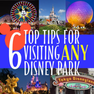Top Tips for planning Disney Grand Family Getaways