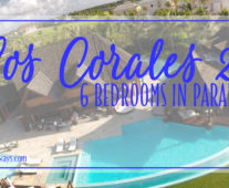 Los Corales 28 villa review Grand Family Getaways
