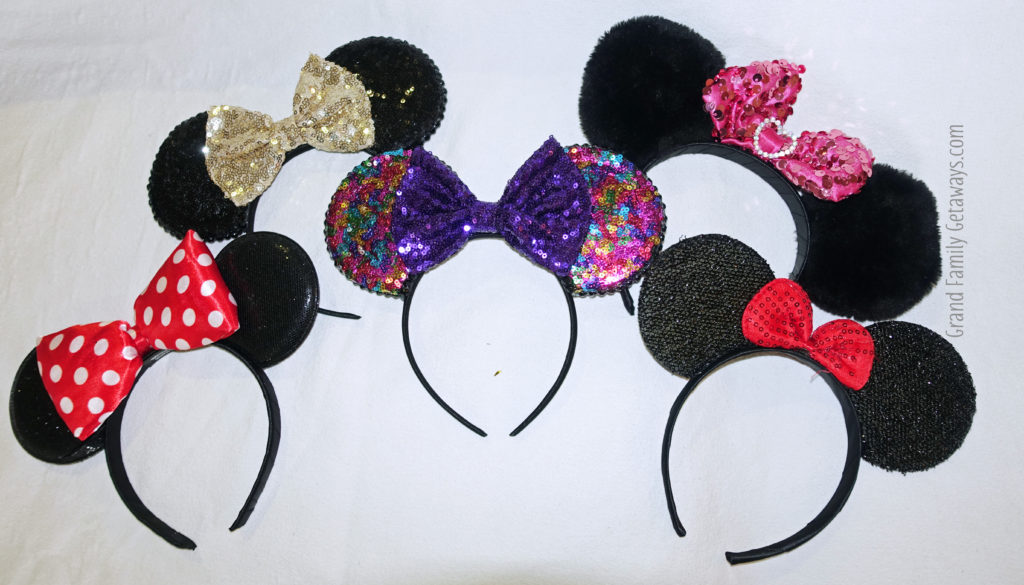 Prepare for Disney by purchasing Mouse Ears ahead of time