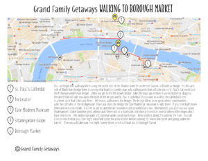 Borough Market things to do with families in London foodies Grand Family Getaways luxury family travel
