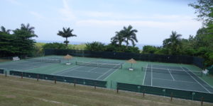 Tennis Jamaica Tryall Club activities family vacation