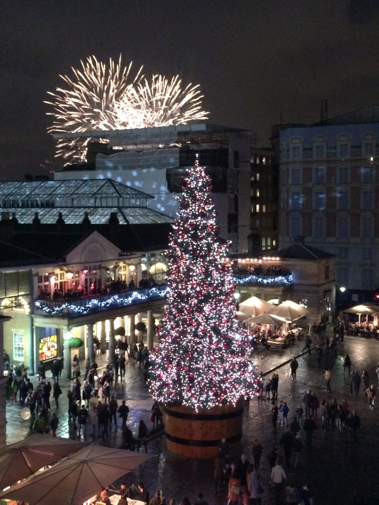Covent Garden London top 10 things to do Grand Family Getaways