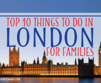 Grand Family Getaways London Top 10