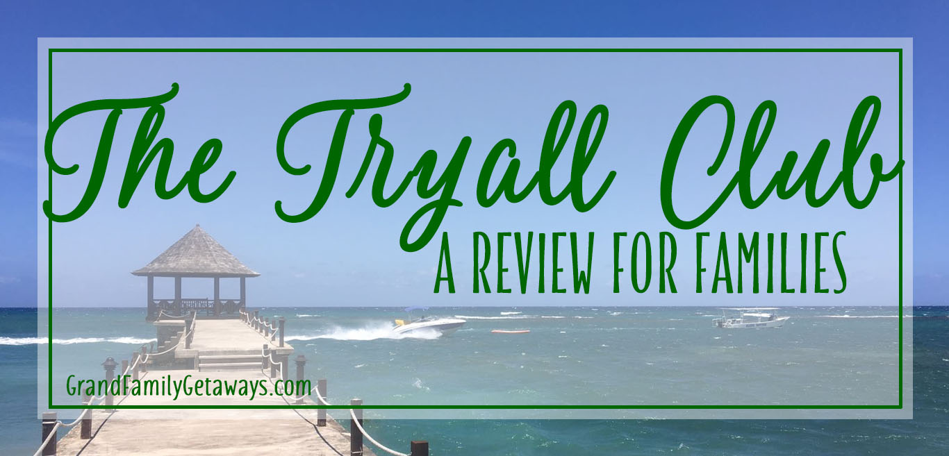 Tryall Club review Jamaican villa resort for multigenerational vacation Grand Family Getaways