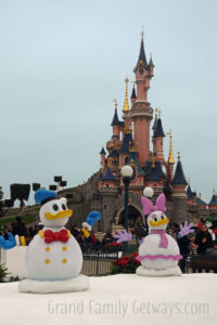 Disneyland Paris Christmas tips Grand Family Getaways