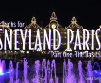 Disneyland Paris Tips and Tricks Planning