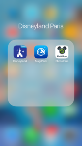 iOS apps for Disneyland Paris tips Grand Family Getaways