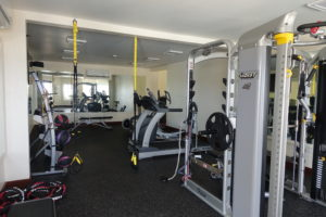 Haystack luxury villa rental gym Jamaica Montego Bay Tryall Club