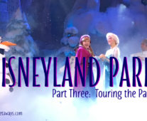 Disneyland Paris Touring Strategies with kids